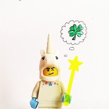 Unicorn luck! by newbs