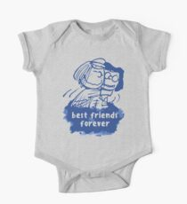 Best Friends Forever One Piece - Short Sleeve