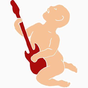 Wailing Baby by ShupFace