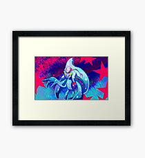 Chaos God of Water Framed Print