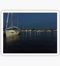 Annapolis Harbour Sticker