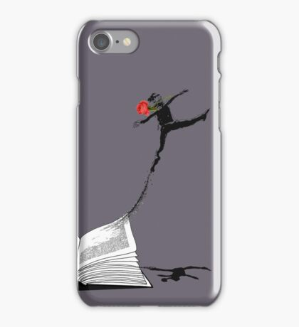 Underground Man Escapes iPhone Case/Skin