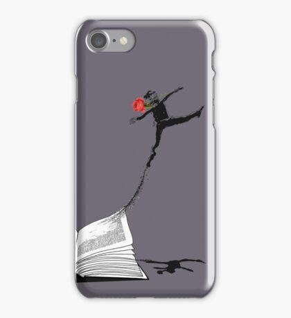Underground Man Escapes iPhone Case/Skin