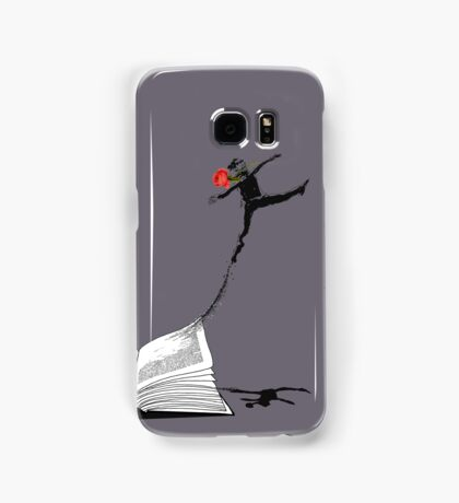 Underground Man Escapes Samsung Galaxy Case/Skin
