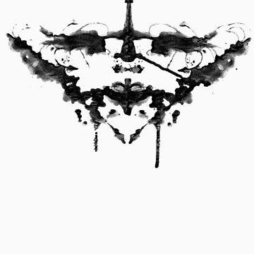 Rorschach by ShupFace
