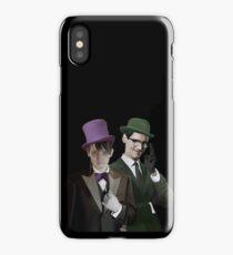 Nygmobblepot iPhone Case/Skin