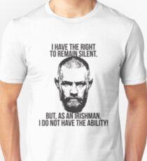 Conor Mcgregor Irishman T-Shirt