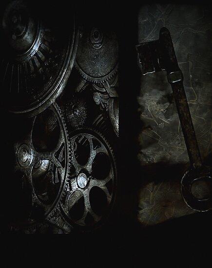 The Key by MorrisonArt