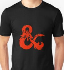 Dungeons&Dragons Unisex T-Shirt
