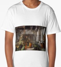 Machinist - Lathes - Machinists paradise Long T-Shirt