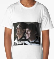 Arkham Nygmobblepot Long T-Shirt