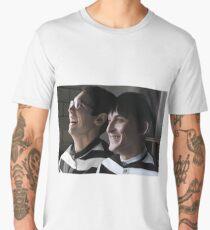 Arkham Nygmobblepot Men's Premium T-Shirt