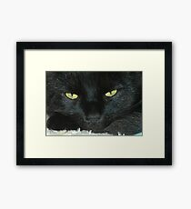 One more time ... Framed Print