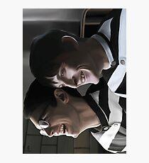 Nygmobblepot - Arkham Photographic Print