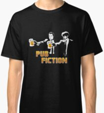 Pub Fiction Classic T-Shirt