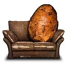 COUCH POTATO by LAZY  J