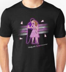 Nobody Puts Kayleigh In A Corner - 80s Glow Tee & Cushion Unisex T-Shirt