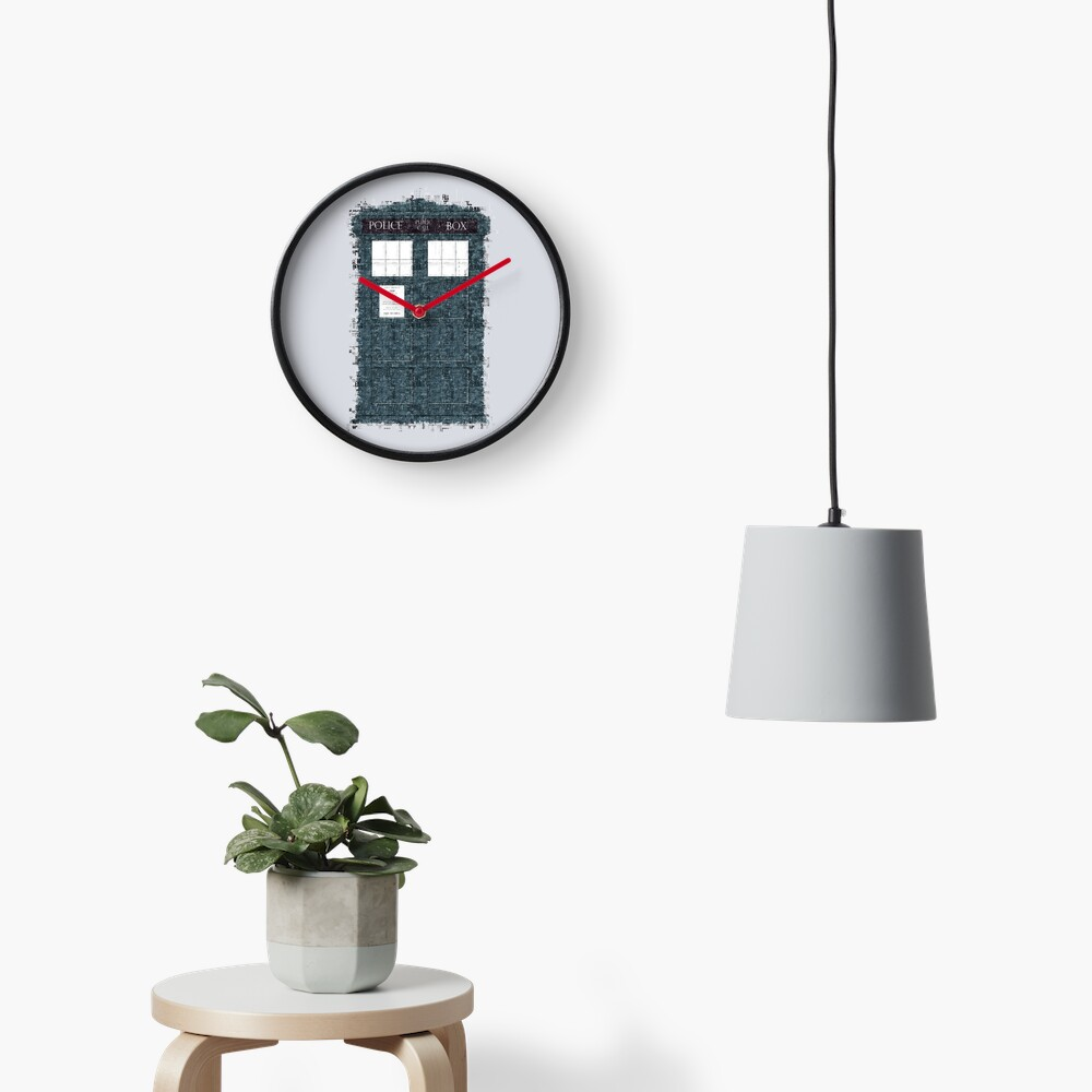 The Timey Wimey of The Doctor Clock