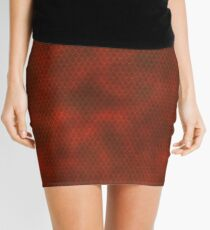 Tipping the Scales Mini Skirt