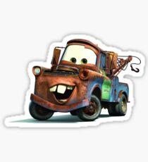 Tow Mater  Sticker