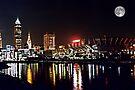Cleveland night by DJ Florek