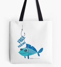 Free Piercing Tote Bag