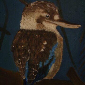 kookaburra by christine7
