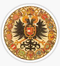Holy Roman Empire - Emperor Emblem Sticker
