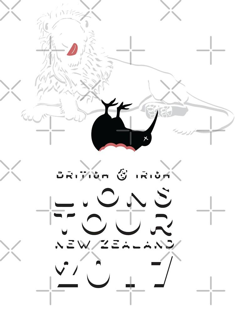 2017/Tour /Navy British /& Irish Lions Rugby Baby Body/