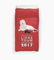 British and Irish Lions Rugby Tour 2017 Duvet Cover