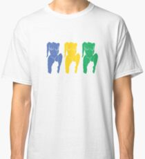 Triple Nipple  Classic T-Shirt