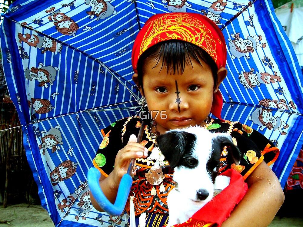 Kuna kids by Gil76