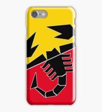 Abarth Scorpion iPhone Case/Skin
