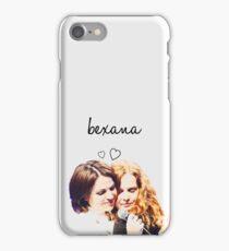 Lana Parrilla & Rebecca Mader - Bexana iPhone Case/Skin