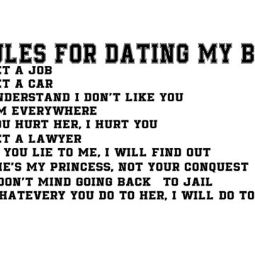 Rules for dating my bff by nemo-shop