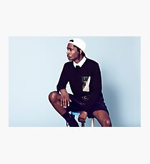 A$AP Rocky Photographic Print