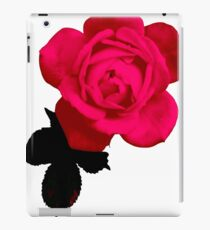 Big Beautiful Pink Rose iPad Case/Skin