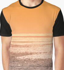 Golden Sunshine Graphic T-Shirt