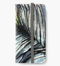 Peacock Abstract iPhone Wallet/Case/Skin