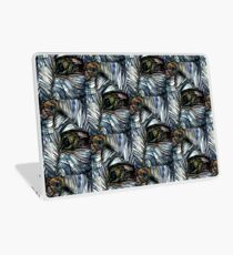Peacock Abstract Laptop Skin