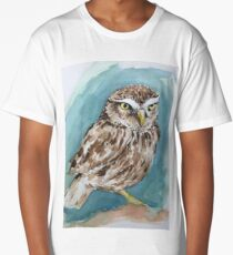 Wise Owl Long T-Shirt