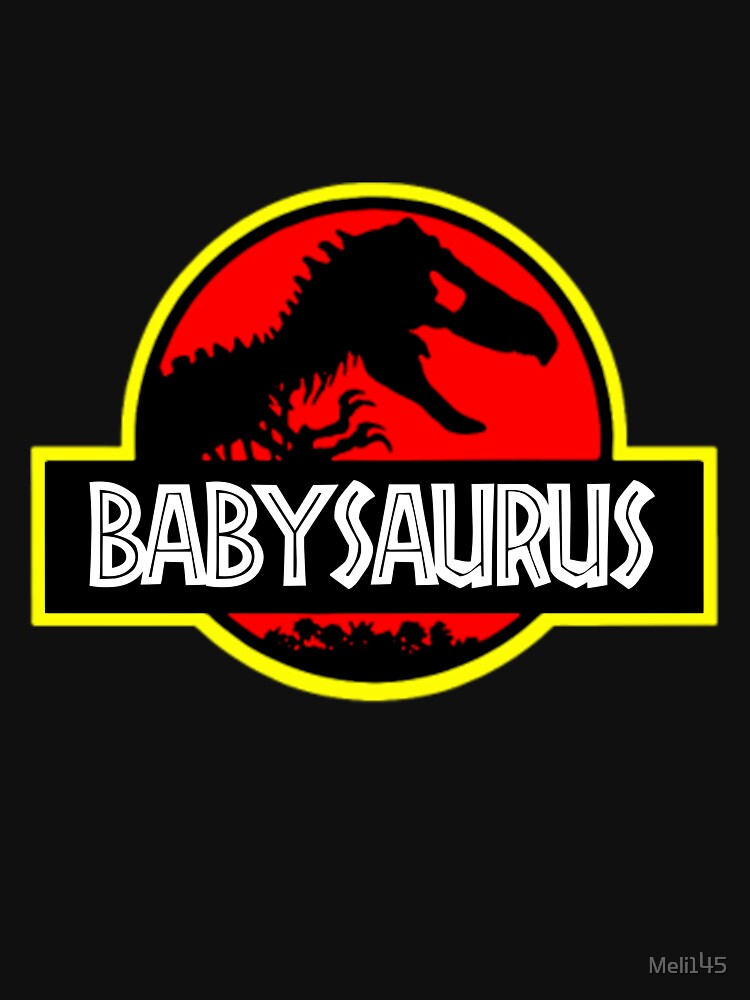Babysaurus Rex - Funny by Meli145