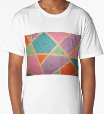 Summer Colors Long T-Shirt