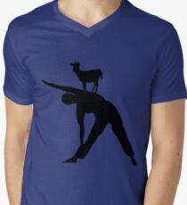 Yoga and Goat T-Shirt