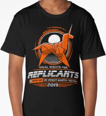 Equal Rights for Replicants Long T-Shirt