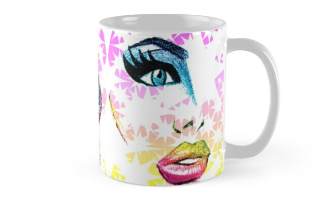 SADGIRL - ALL STARS - DRAG MUG - BOLD QUEENS by BOLD QUEENS