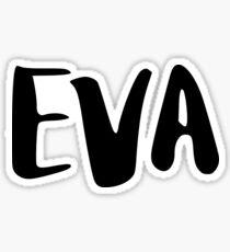 EVA Sticker
