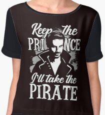 A Pirate For Me! Chiffon Top