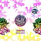 TIMBERLINA - ALL STARS - DRAG MUG - BOLD QUEENS by BOLD QUEENS
