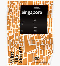 What the Street!? Singapore! Poster
